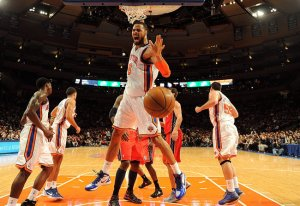 Tyson Chandler - New York Knicks MVP ?
