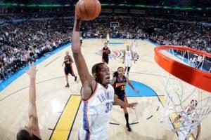 Kevin Durant - Oklahoma City MVP?