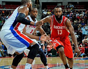 James Harden - Houston Rockets MVP ?