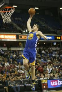 David Lee - Golden State Warriors MVP?