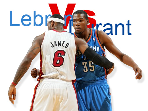 Lebron or KD?