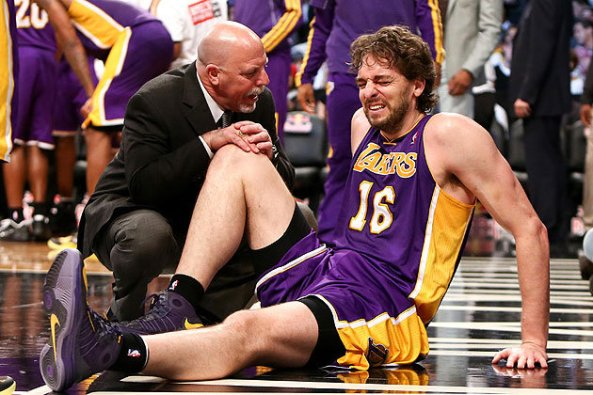 The-news-went-from-bad-to-worse-for-Pau-Gasol-on-Wednesday.-Debby-Wong-USA-TODAY-Sports