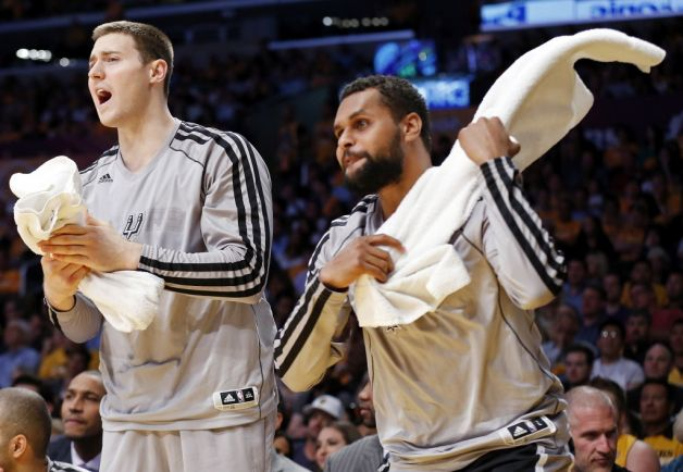 Aussies Patty Mills and Aron Baynes Reach NBA Finals